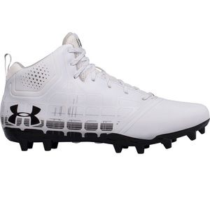 Under Armour Banshee Ripshot Lacrosse Cleats New